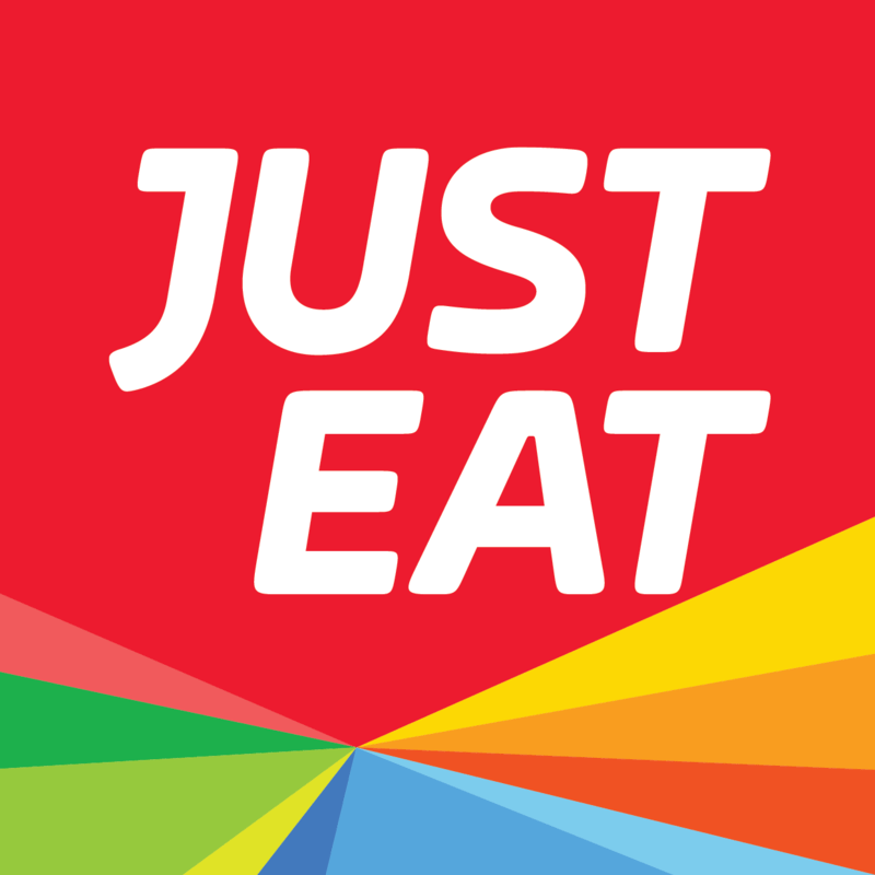 This is the Just Eat logo